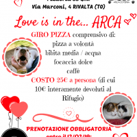 Love is in the... ARCA